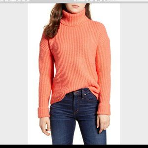 NWT Caslon TWO TONE SWEATER